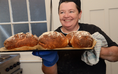 That'll dough nicely! New bakery scoops major award