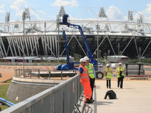 Assuring the London 2012 Games
