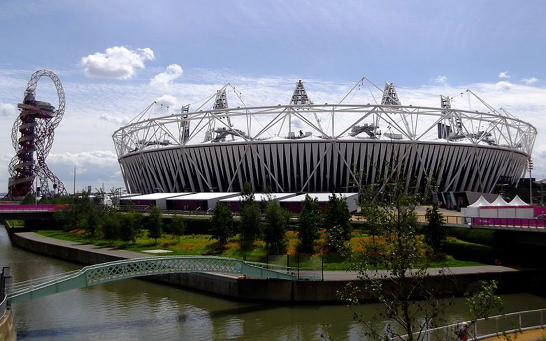 Writing: What are we missing? The legacy of the London 2012 Games, five years on.