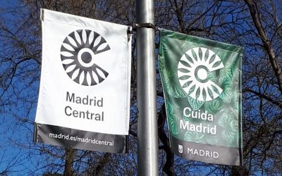 Smart Sustainable Cities Madrid: Smart mobility