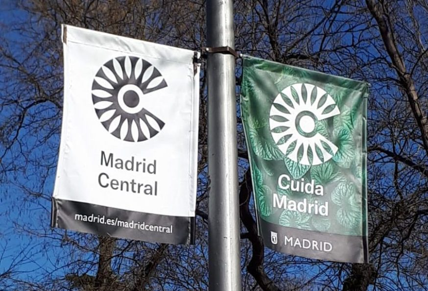 Smart Sustainable Cities Madrid: Transforming mobility in the low carbon city