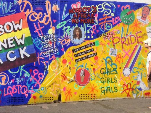 Strategic communications for Brighton & Hove Pride